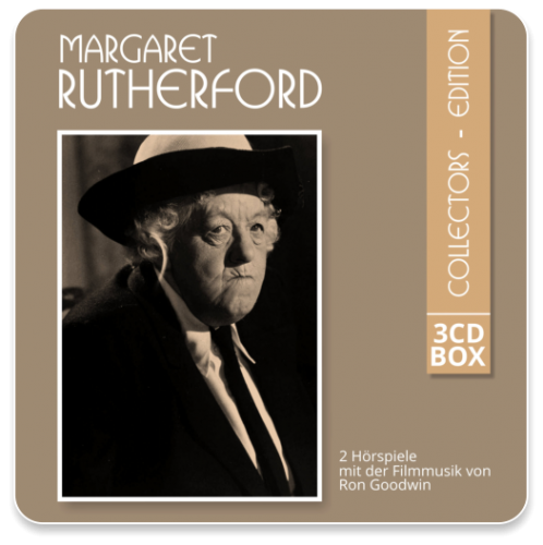 Margaret Rutherford Collectors Edition 3 (3CDs)